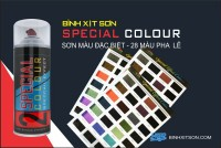 HGP AEROSOL PAINTS SPECIAL COLOUR