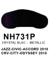 CRYSTAL BLACK